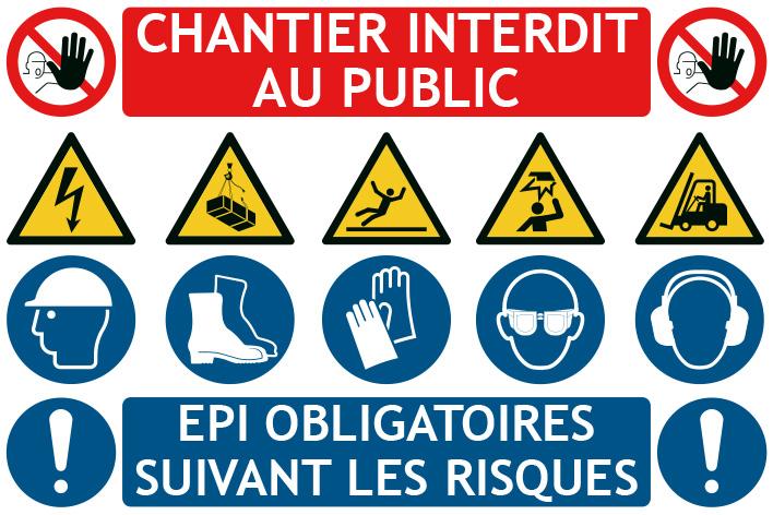 Les EPI protègent de nombreux risques